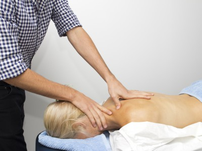 Osteopathy treatment 1