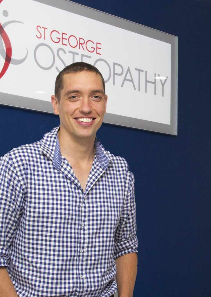 Eddie Clark St George Osteopathy